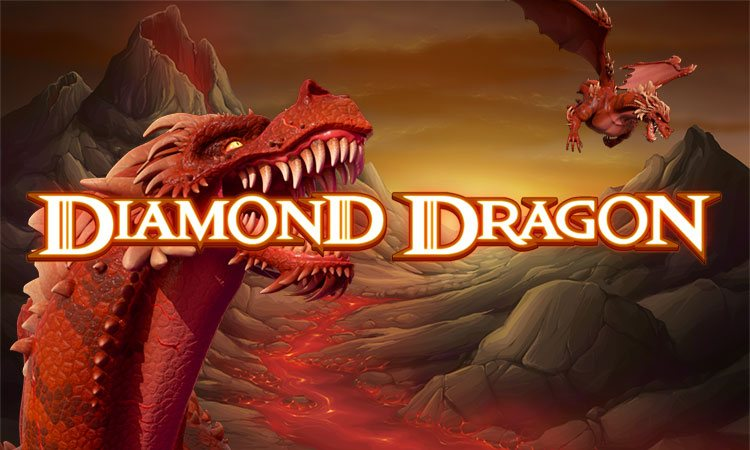 Diamond Dragon Machine à sous vidéo